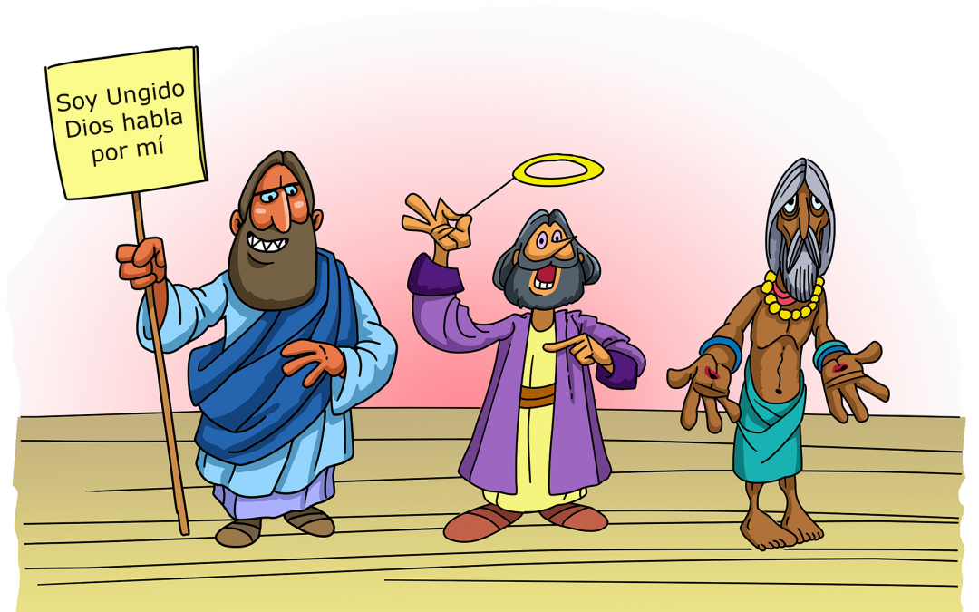¿Es el Cuerpo Gobernante de los Testigos de Jehová un Falso Profeta?