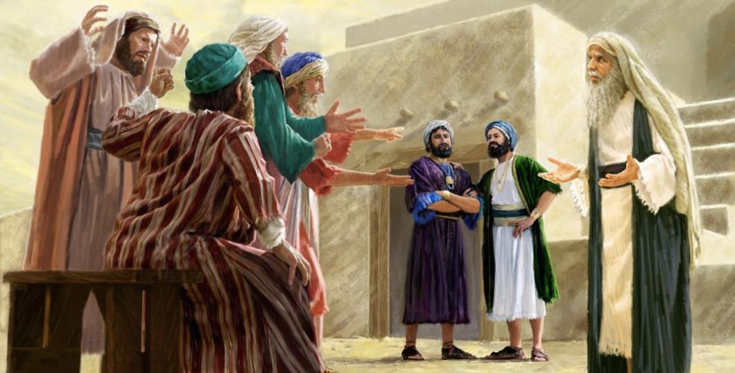 La Doctrina de Expulsión: ¿Muestra del amor de Dios o Política de Terror de una Organización Manipuladora?-Parte 3