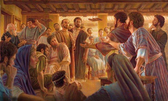 Buscando y construyendo la Iglesia de Cristo