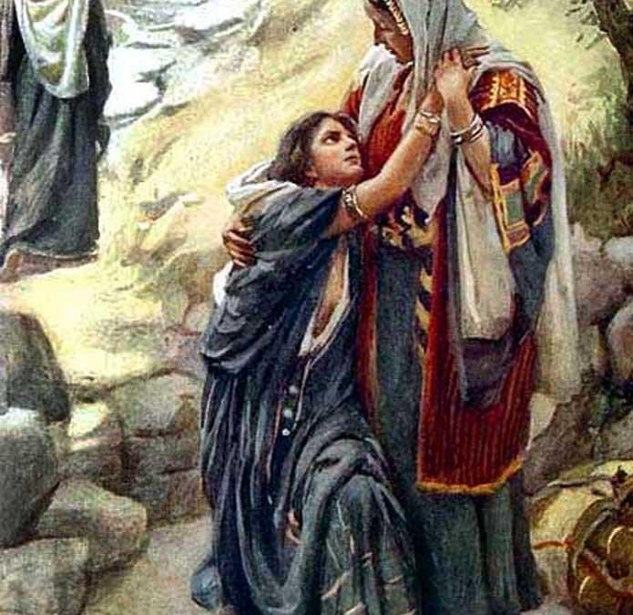 La teología del hombre y la mujer en el Antiguo Testamento